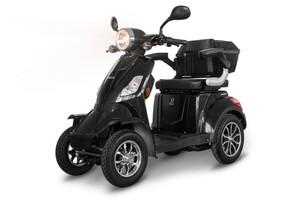 Grundig Elektromobil Power- EVO Schwarz