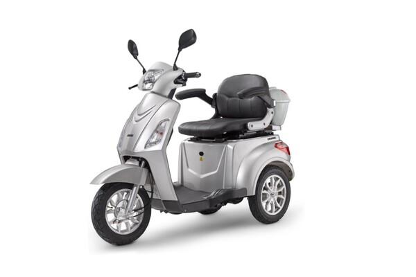 Grundig Elektromobil ECO- Silber