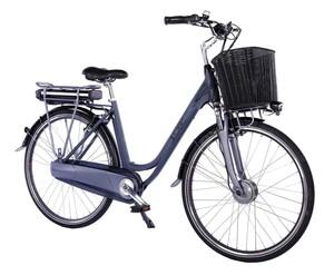 "LLobe City-E-Bike 28"" Black Motion 2.0 36V / 13Ah"