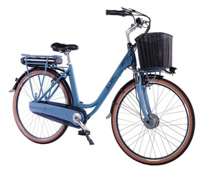 "LLobe City-E-Bike 28"" Blue Motion 2.0 36V / 15,6Ah"