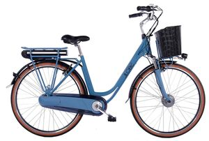 "LLobe City-E-Bike 28"" Blue Motion 2.0 36V / 13Ah"