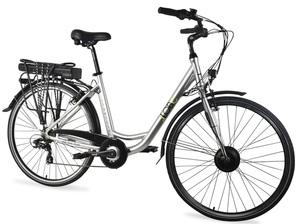"LLobe City-E-Bike 28"" SilverLine 36V / 10Ah"