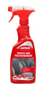 Carlson Teppich- und Polster Reiniger Sprühflasche 500 ml-6er Set