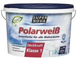 Super-Nova-Polarweiß 10 Liter