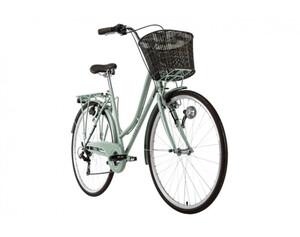 KS Cycling Cityrad 6 Gänge Damenfahrrad Stowage 28 Zoll