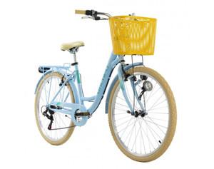 KS Cycling Cityrad 6-Gänge Cantaloupe 26 Zoll