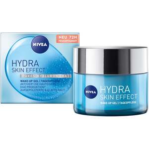 NIVEA Hydra Skin Effect Wake-up Gel Tagespflege