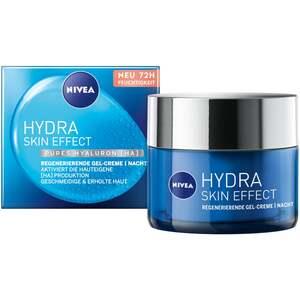 NIVEA Hydra Skin Effect Regenerierende Gel-Creme Nacht