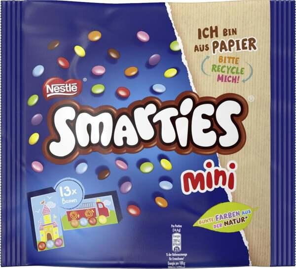 Smarties Mini Schokolinsen