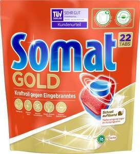 Somat Gold Geschirrspültabs: 12 Multi-Aktiv