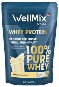 WellMix Whey Protein Vanille Geschmack