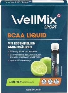 WellMix BCAA Liquid Limette