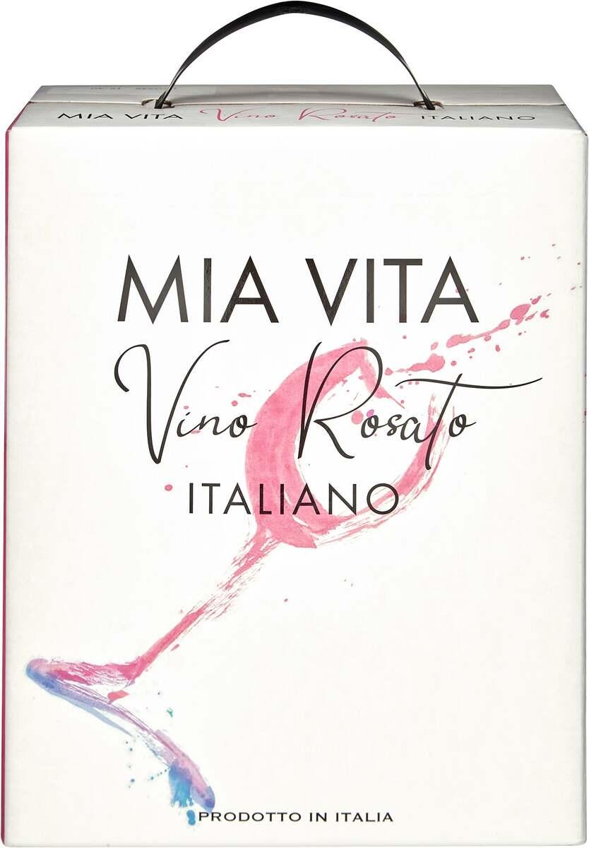 Bild 1 von MIA VITA Vino Rosato Italiano