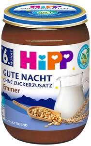 HiPP Bio Gute Nacht Emmer
