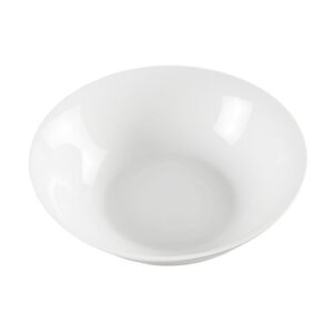 Provida Porzellanschüssel in Weiß 23 cm