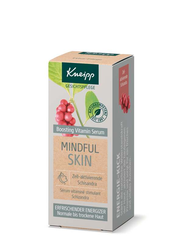Kneipp Mindful Skin Boosting Vitamin Serum
