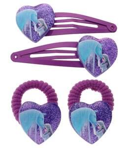 accessories beeline Haarschmuck-Set Frozen mit Elsa-Druck