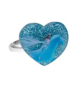 accessories beeline Ring mit Herz und Elsa-Motiv