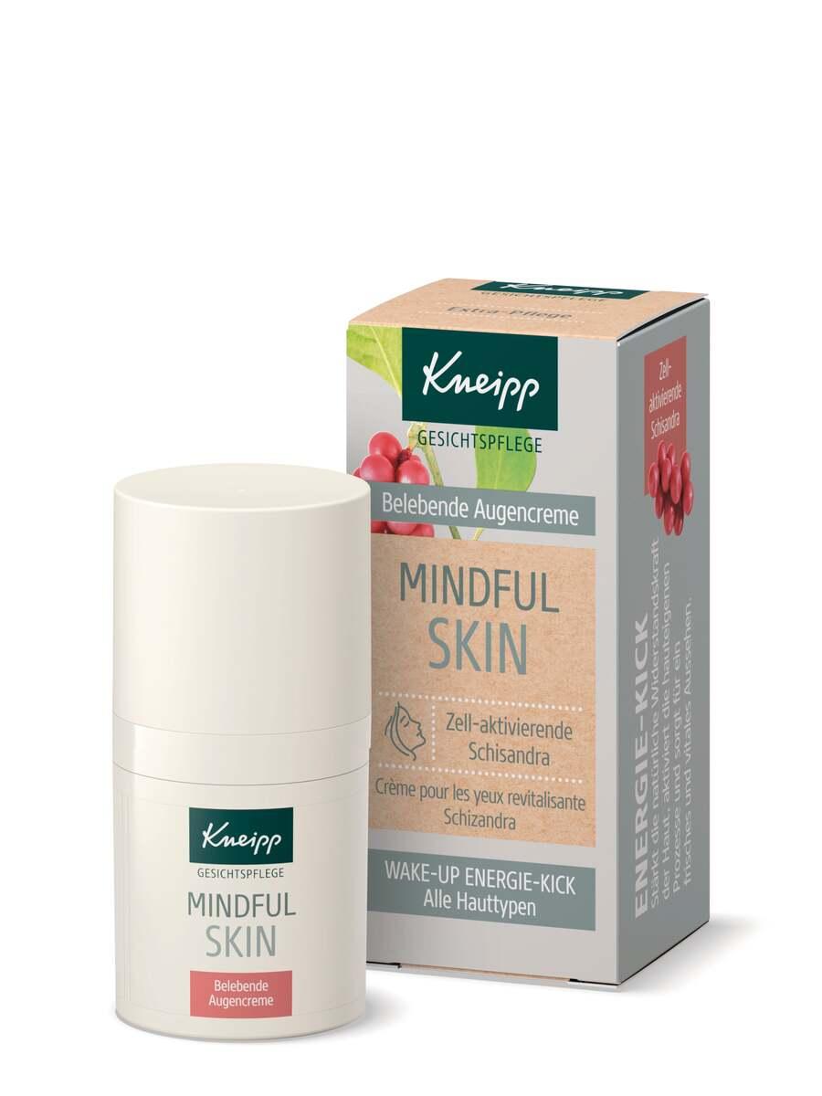 Bild 3 von Kneipp Mindful Skin Aktivierende Augencreme