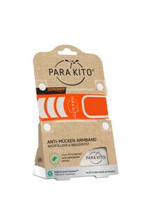 ParaKito Anti-Mücken Armband, orange