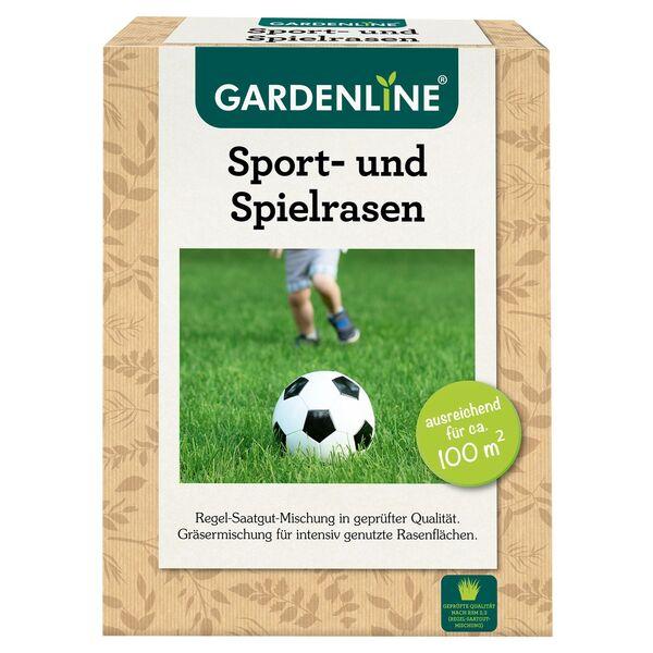 GARDENLINE®  Sport- und Spielrasen