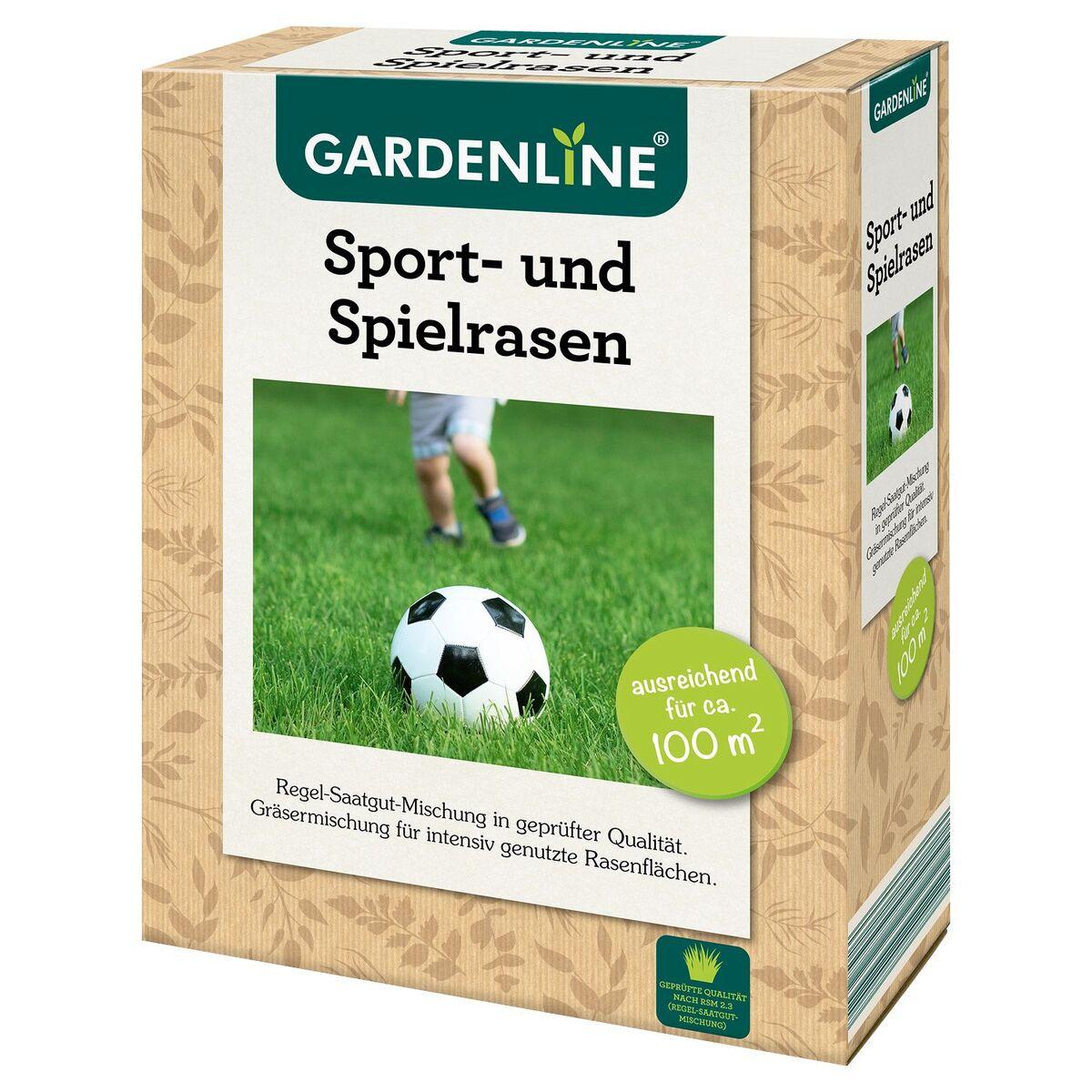 Bild 2 von GARDENLINE®  Sport- und Spielrasen
