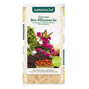 GARDENLINE®  Bio-Pflanzerde