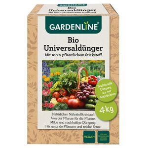 GARDENLINE®  Bio-Universaldünger