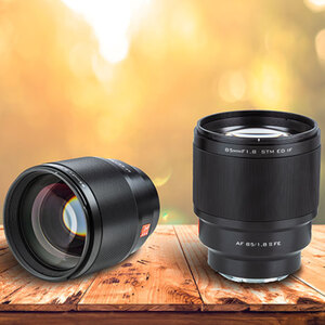 Objektiv Rollei Viltrox 1,8/85mm Sony1