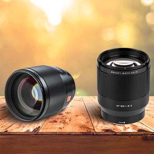 Kamera-Objektiv Viltrox 85mm/1,8 für Nikon1