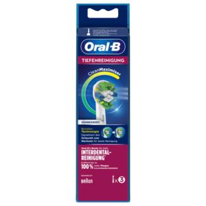 Oral-B Aufsteckbuersten Tiefenreinigung CleanMaximizer 3 Stück