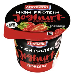 Ehrmann High Protein Joghurt Erdbeere 200g