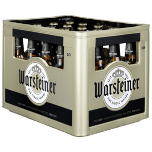Warsteiner Brewers Gold Classic 20x0,5l