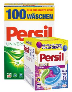 Persil Waschmittel/ Discs