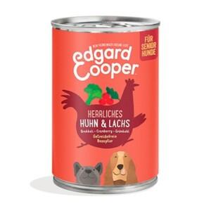 Edgard & Cooper Senior 6x400g Herrliches Huhn & Lachs