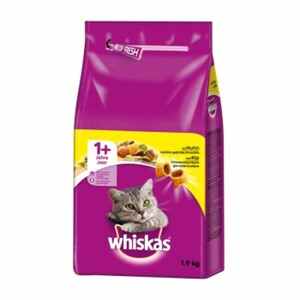 Whiskas 1+ Adult Huhn 1,9kg