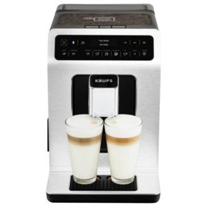 Krups Kaffee-Vollautomat EA892D schwarz weiß
