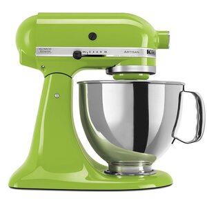 KitchenAid Artisan 4,8 Liter Küchenmaschine Modell KSM150 Green Apple, Grün