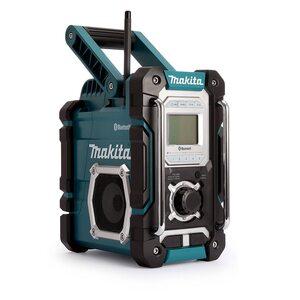 Makita DMR108 Baustellenradio, Blau