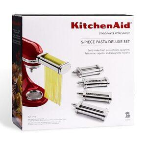 KitchenAid Pasta Deluxe Set 5KSMPDX 5-teilig