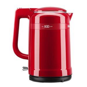 KitchenAid 5KEK1565HESD Wasserkocher 1,5L rot