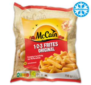 MC CAIN 1-2-3 Frites Original