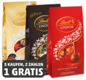 Preis ab 3 Packungen LINDT Lindor Kugeln