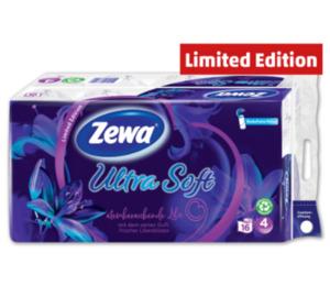 ZEWA Ultra Soft Toilettenpapier