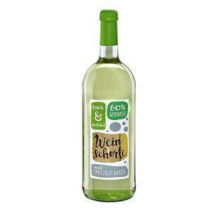 Weinschorle weiß 6,0 % vol 1,0 Liter