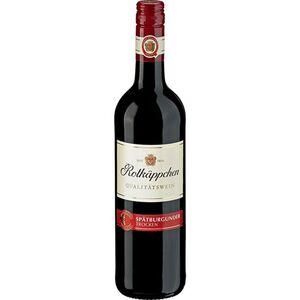Rotkäppchen Spätburgunder rot Qualitätswein 12,0 % vol 0,75 Liter