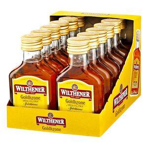Wilthener Goldkrone 28,0 % vol 100 ml, 12er Pack