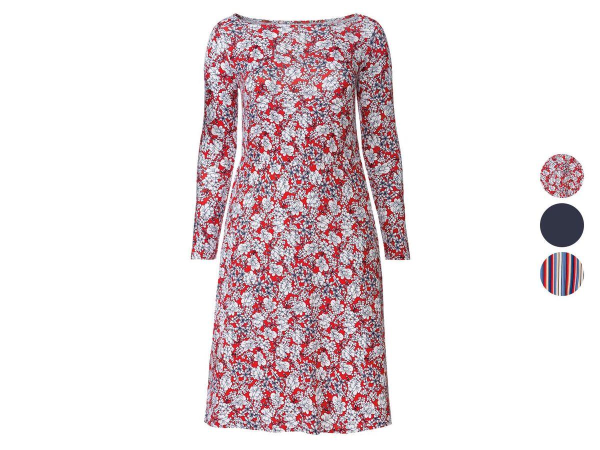 Bild 1 von ESMARA® Kleid Damen, mit Gummizug