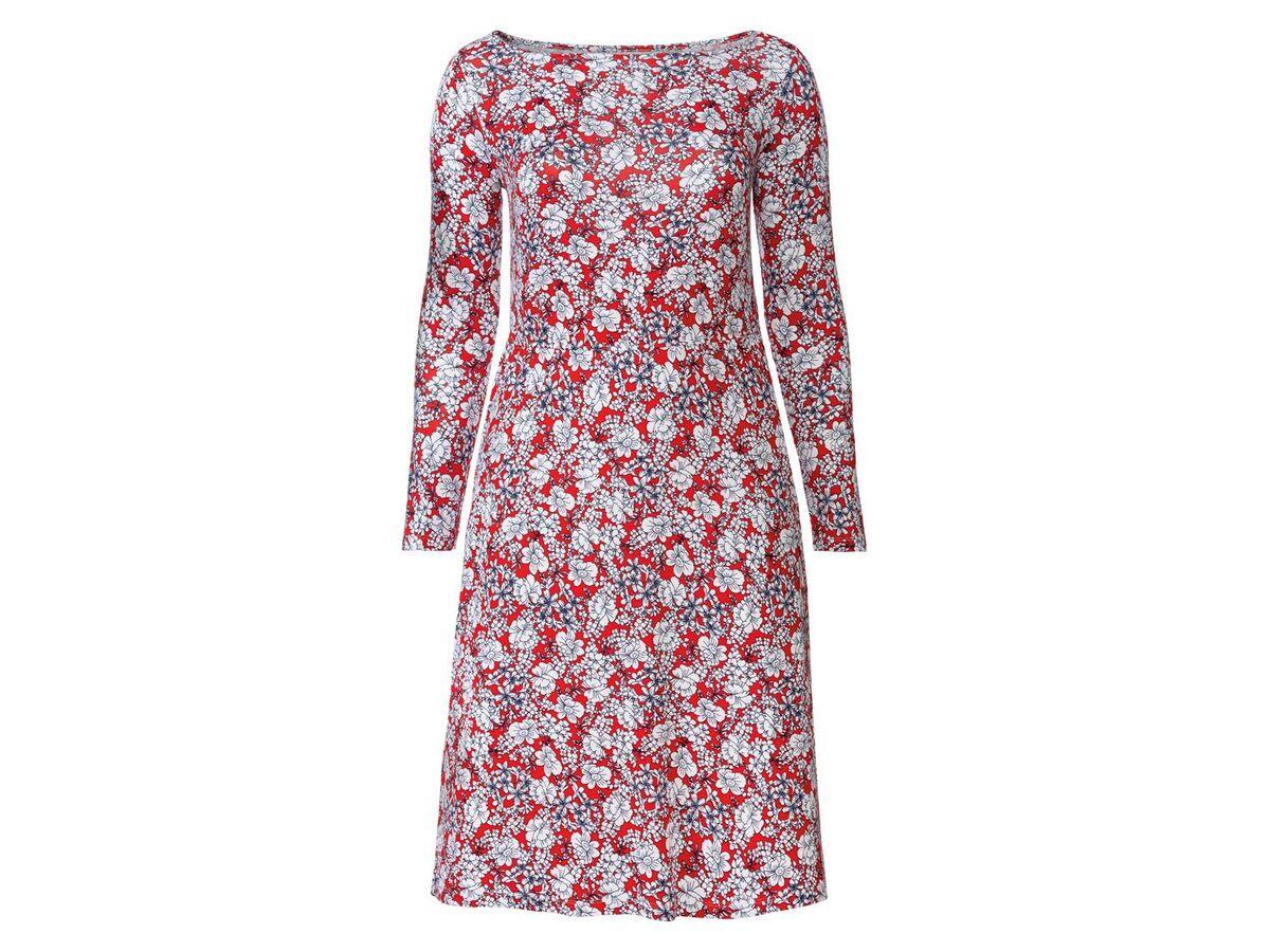 Bild 2 von ESMARA® Kleid Damen, mit Gummizug