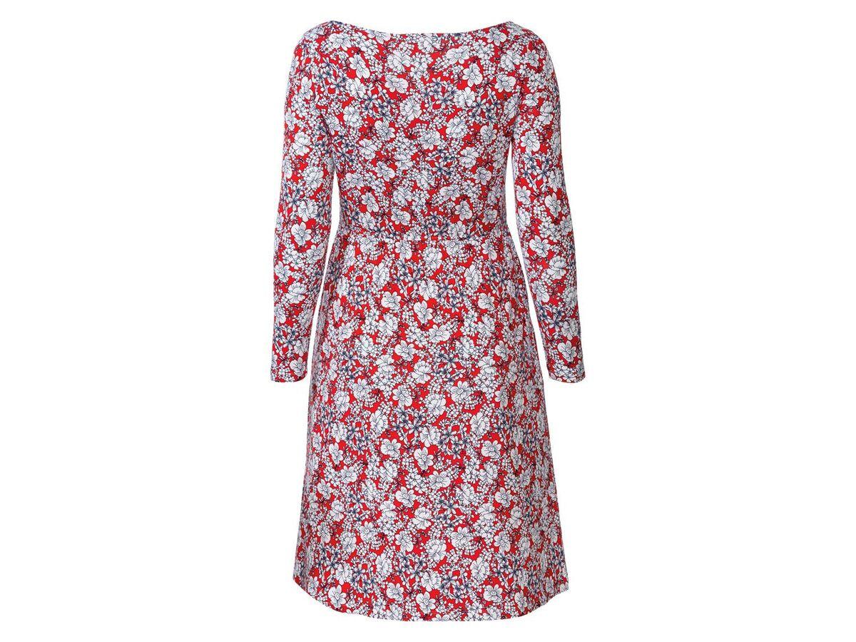 Bild 4 von ESMARA® Kleid Damen, mit Gummizug